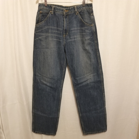 Polo Jeans Company 32x33 Relaxed Fit Denim Jeans